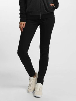 G-Star Skinny jeans 3301 Deconst Ita Black Superstretch High zwart