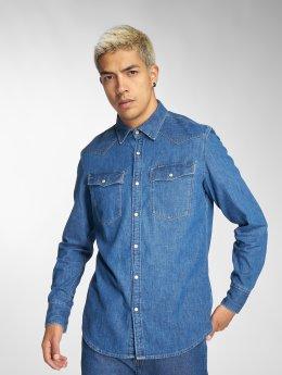 G-Star Skjorta 3301 blå
