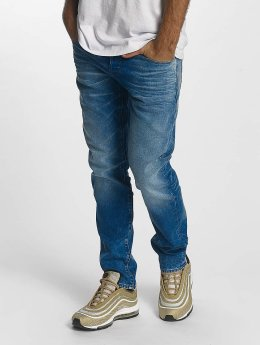 G-Star Slim Fit Jeans 3301 blau