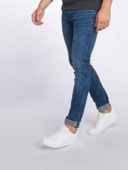 G-Star Slim Fit Jeans 3301 Elto Superstretch Deconstructed blau