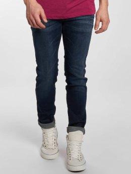 G-Star Slim Fit Jeans 3301 Elto blauw
