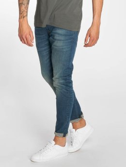 G-Star Slim Fit Jeans 3301 Slim blauw