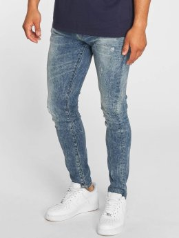 G-Star Slim Fit Jeans 3301 Elto blauw