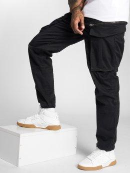 G-Star Spodnie Chino/Cargo Rovic Zip 3D czarny