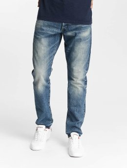 G-Star Straight Fit Jeans 3301 Higa Tapered Denim blå
