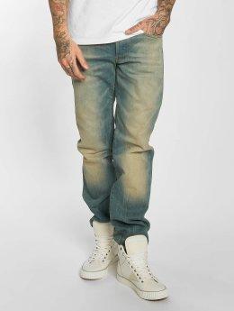 G-Star Straight Fit Jeans 3301 blau