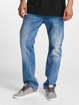 G-Star Straight Fit Jeans 3301 Hadron Stretch Denim Straight Fit blau