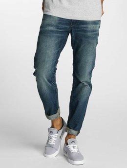 G-Star Straight Fit Jeans 3301 Higa blue