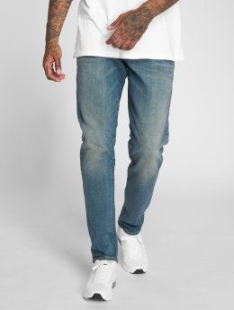 G-Star Straight Fit Jeans 3301 Tapered modrý
