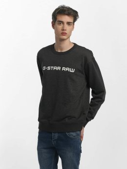 G-Star Swetry Loaq Heavy Sherland czarny