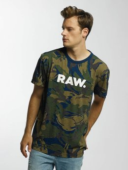 G-Star T-paidat Dc Classic Bound camouflage