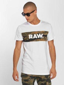 G-Star T-paidat Tairi valkoinen