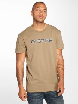 G-Star T-Shirt Geston beige
