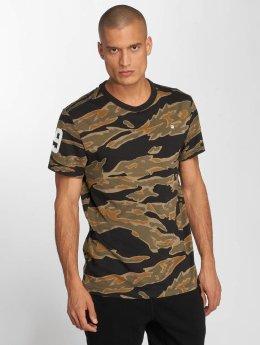 G-Star T-shirt Tertil  kamouflage