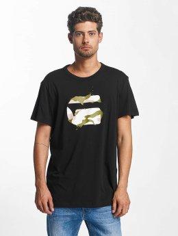 G-Star T-Shirt Ustri Compact Jersey schwarz