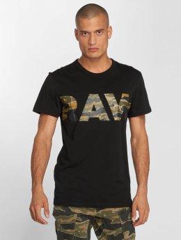 G-Star T-Shirt Tahire schwarz