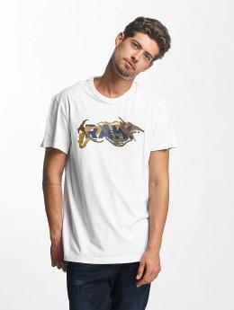 G-Star T-Shirt Tolban Compact Jersey weiß