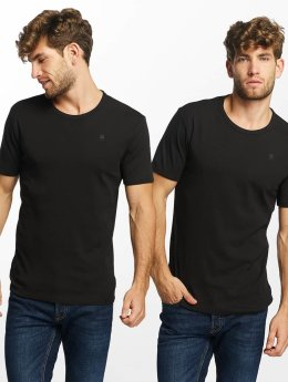G-Star t-shirt Base zwart