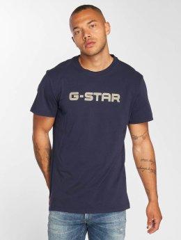 G-Star T-shirts Geston blå