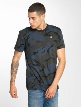 G-Star T-shirts Belfurr camouflage