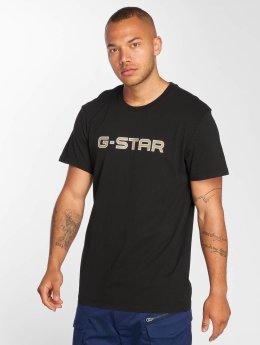 G-Star T-skjorter Geston svart