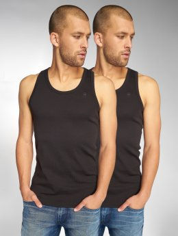 G-Star Tank Tops Base black