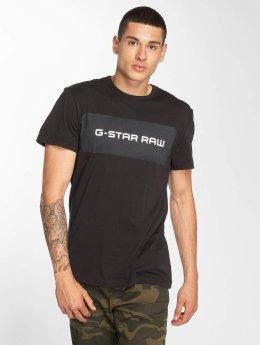 G-Star Tričká Belfurr GR èierna