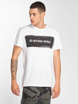G-Star Tričká Belfurr GR biela