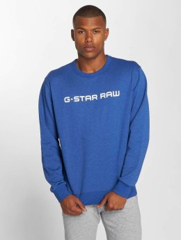 G-Star trui Loaq Heavy Sherland blauw