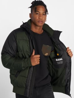 G-Star Winter Jacket Whistler Quilted Bomber olive