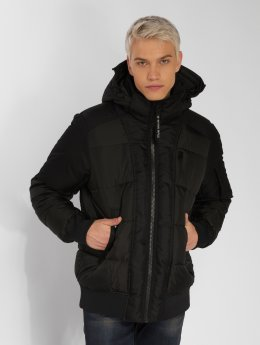 G-Star winterjas Whistler Quilted grijs