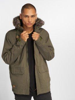 Globe Зимняя куртка Goodstock Thermal оливковый