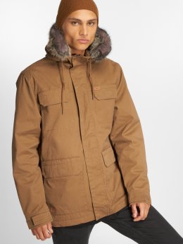 Globe Manteau hiver Goodstock Thermal brun