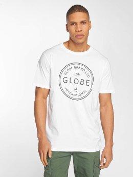 Globe T-Shirt Winson blanc