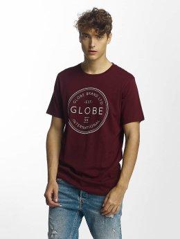 Globe T-Shirt Winson rouge