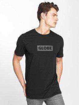 Globe T-Shirt Box schwarz