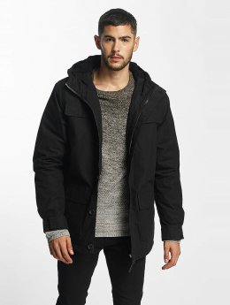 Globe winterjas Goodstock Thermal Parka zwart