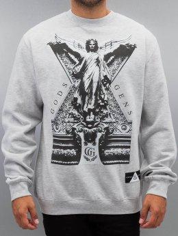 Gods & Generals Pullover Shelf Life gray