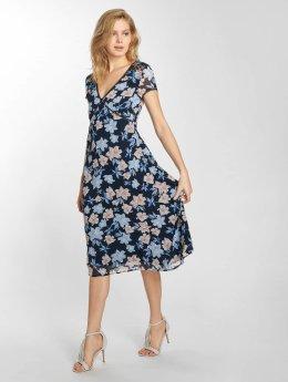 Grace & Mila jurk Particulier blauw