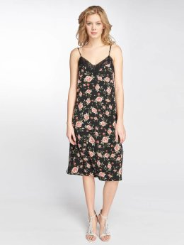 Grace & Mila Robe Pesto noir