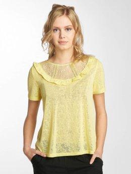 Grace & Mila T-Shirt People jaune
