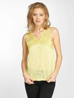 Grace & Mila Top Pepin amarillo
