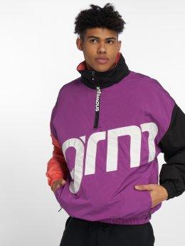 Grimey Wear Демисезонная куртка Flamboyant пурпурный