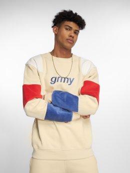 Grimey Wear Пуловер Flamboyant бежевый