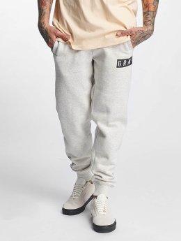 Grimey Wear Спортивные брюки Overcome Gravity серый