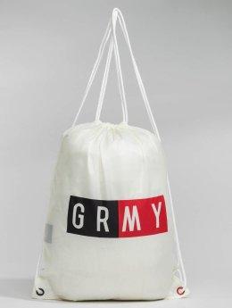 Grimey Wear Batohy do mesta Ash biela