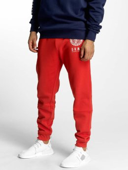 Grimey Wear joggingbroek Core rood