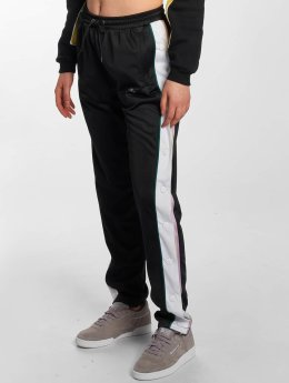 Grimey Wear joggingbroek Jade Lotus zwart