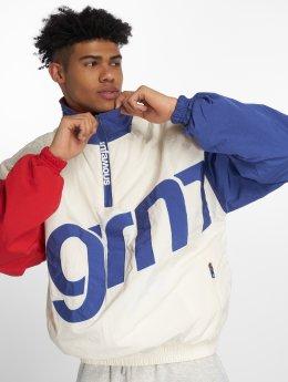 Grimey Wear Lightweight Jacket Flamboyant  white