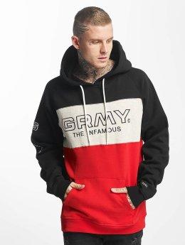 Grimey Wear Mikiny G-Skills èierna